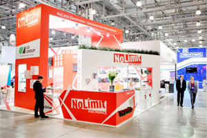 NoLimit Electronics на выставке CSTB'2014